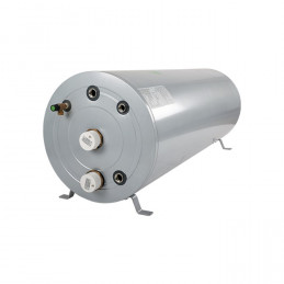 Joule Cyclone 200 Litre Horizontal Indirect Un-Vented Cylinder (TCIMHI-0200NFC)