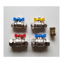 Intergas ECO RF & HRE Combi Boiler Valve Set