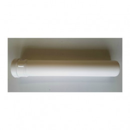 Intergas 80mm x 500mm Extension (Inc. Bracket) for Intergas Twin Flue System (453975)
