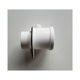 Intergas 80mm Boiler Flue Adaper for Twin Flue System (090767)