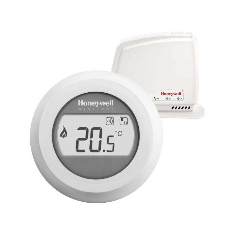 Honeywell Home Single Zone Connected Thermostat Pack (for Intergas ECO RF)