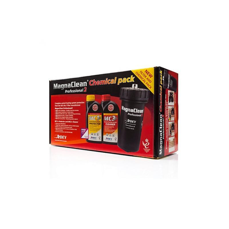 ADEY MagnaClean Professional 2 Chemical Pack (CP1-03-00625)