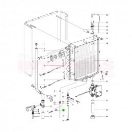 Intergas Hot Water Sensor DHW NTC (200177)