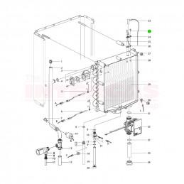 Intergas Ignition Pin Bolt M4 x 10mm (305137)