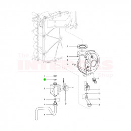 Intergas Natural Gas Restrictor Ring 505 (075697)