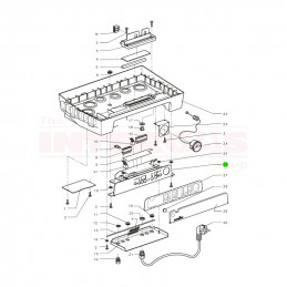 Intergas Rapid Boiler Controller PCB (074857)