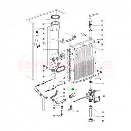 Intergas Rapid Pressure Relief Valve (844097)