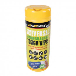 Smaart Universal Tough Wipes Biodegradable (40 Wipes 922518)