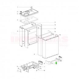 Intergas Front Cover Locking Screw (362167)
