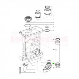 Intergas Flue Pipe Securing Nut (847057)