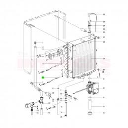 Intergas Heat Exchanger NTC Sensor S1 or S2 (200117)