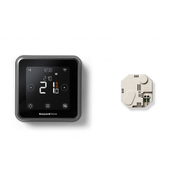 Honeywell Home T6R Wall Mounted Thermostat Only (T6H700RW5001)