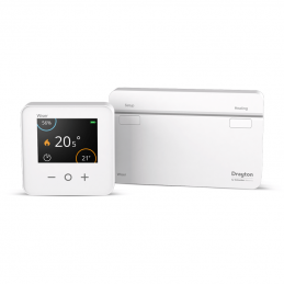 Drayton Wiser Thermostat Kit 1 (WT714R9K0902)