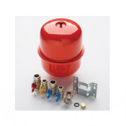 Intergas Fitting Kit C (8 ltr Robokit with Isolation valves - all products)