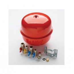 Intergas Fitting Kit B (12 Litre Expansion Vessel with Isolation Valves 090000)
