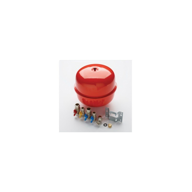 Intergas Fitting Kit B (12 ltr Robokit with Isolation valves - all products)