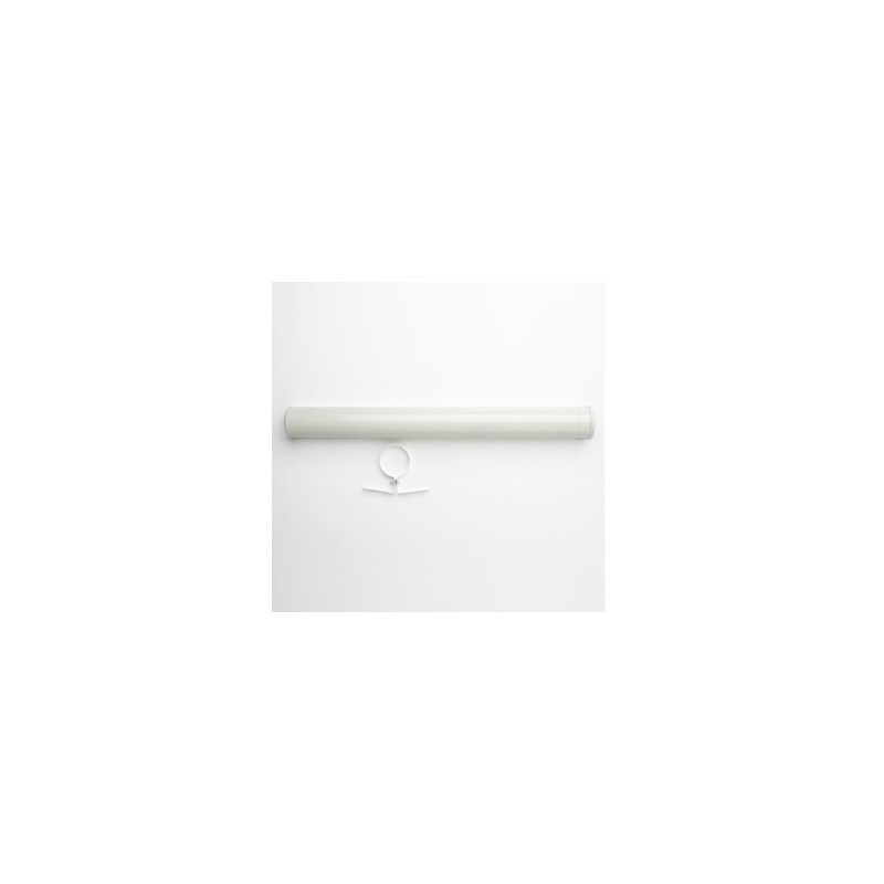 Intergas 500mm Flue Extension (60/100mm - including wall clamp) (082979)