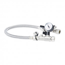 Altecnic Remote Filling Loop with Pressure Gauge (ALT-ST0035)