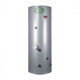 Joule Cyclone 300 Litre Short Indirect Un-Vented Cylinder (TCEMVI-0300NFC)